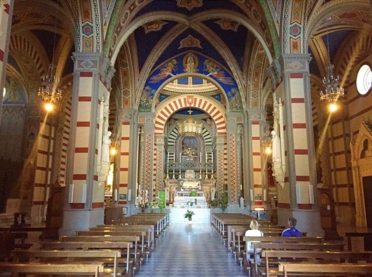 cortona church