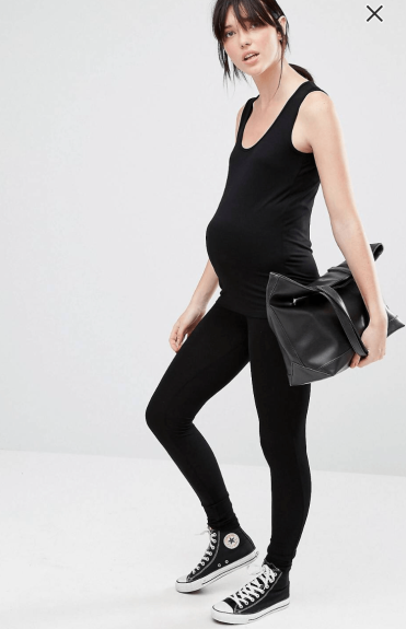 Over-the-Bump Leggings